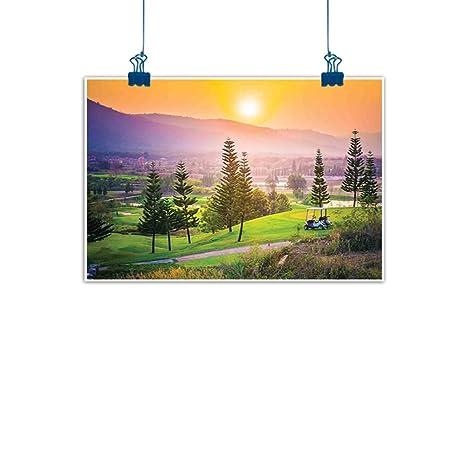 Amazon Com Outdoor Nature Inspiration Poster Wilderness