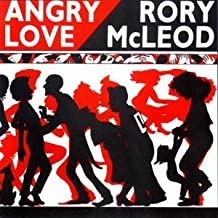 Angry Love by Rory McLeod