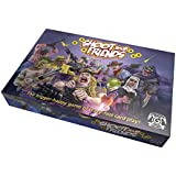 Shoot Your Friends - Lightning Fast Shoot-Out Showdown Party Board Game - Includes Electronic Toy Gun W/ Scope - 2 to 5 Players, 13 & Up - For Family, Friends, Teens, Adults, Kids