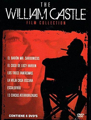 The William Castle Film Collection [DVD]: Amazon.es: Audrey Dalton ...