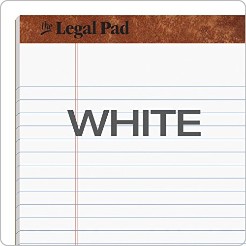 Large Product Image of TOPS The Legal Pad Writing Pads, 8-1/2