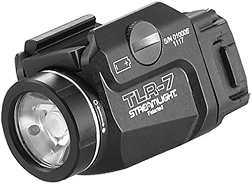 Streamlight Tlr-7 Rail Mounted Tactical Light