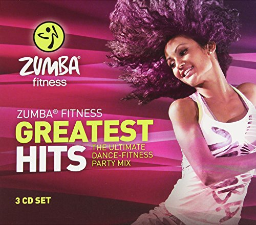 Zumba Fitness Greatest Hits CD (Music Collection) (Cd Zumba)