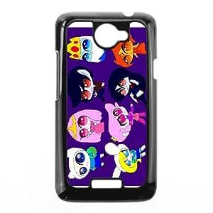Adventure Time Princess BubbleGum HTC One X Cell Phone Case Black kaff