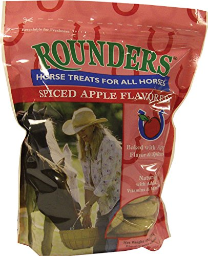 Kent Nutrition Group-Bsf 1537 Apple Rounder'S Horse Treat, 30 -