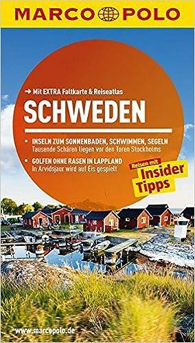Schweden Bilder marco polo reiseführer schweden reisen mit insider tipps mit
