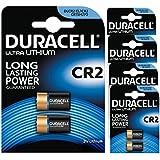 DURACELL CR2 LOT DE 10 PILES (5 BLISTER à 2 PILES) AU LITHIUM 3V