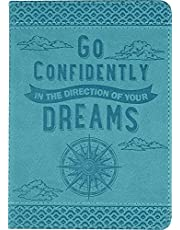 Go Confidently Artisan Journal (Diary, Notebook)