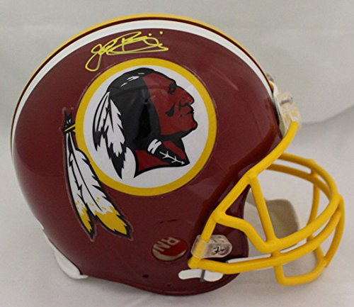 John Riggins Autographed Washington Redskins Current Proline Helmet (Replica Pro Line Helmet)