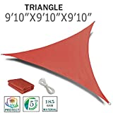 SUNNY GUARD 9'10'' x 9'10'' x 9'10'' Terra Triangle