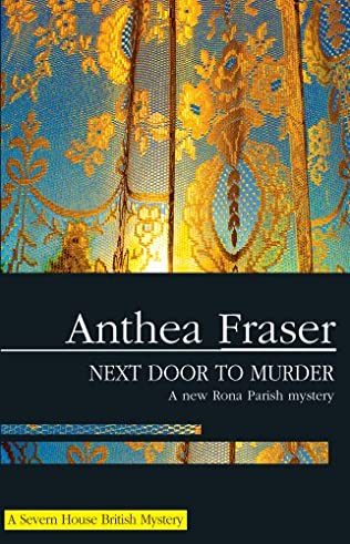book cover of Next Door to Murder