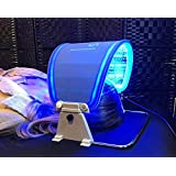 Hydraskincare PDT LED Light Photodynamic Facial Skin Care Rejuvenation Photon Therapy Machine (Color: white)