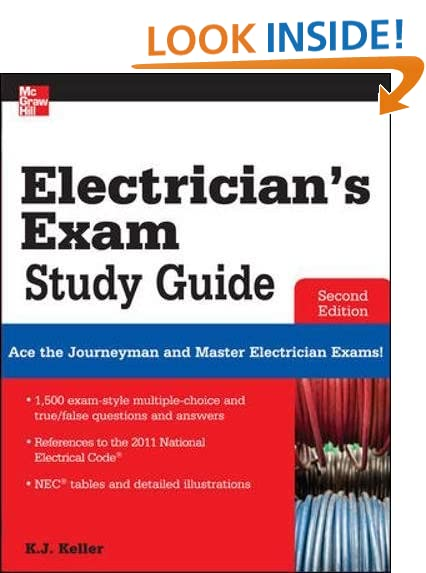 Journeyman Electrical Exam Book: Amazon.com