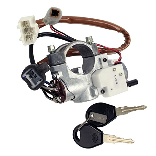 Beck Arnley 201-1586 Key, Lock And Ignition Switch Assembly ()