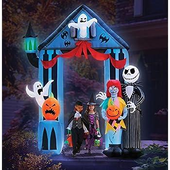 Amazon.com: 8.5 Foot Halloween Inflatable Haunted House