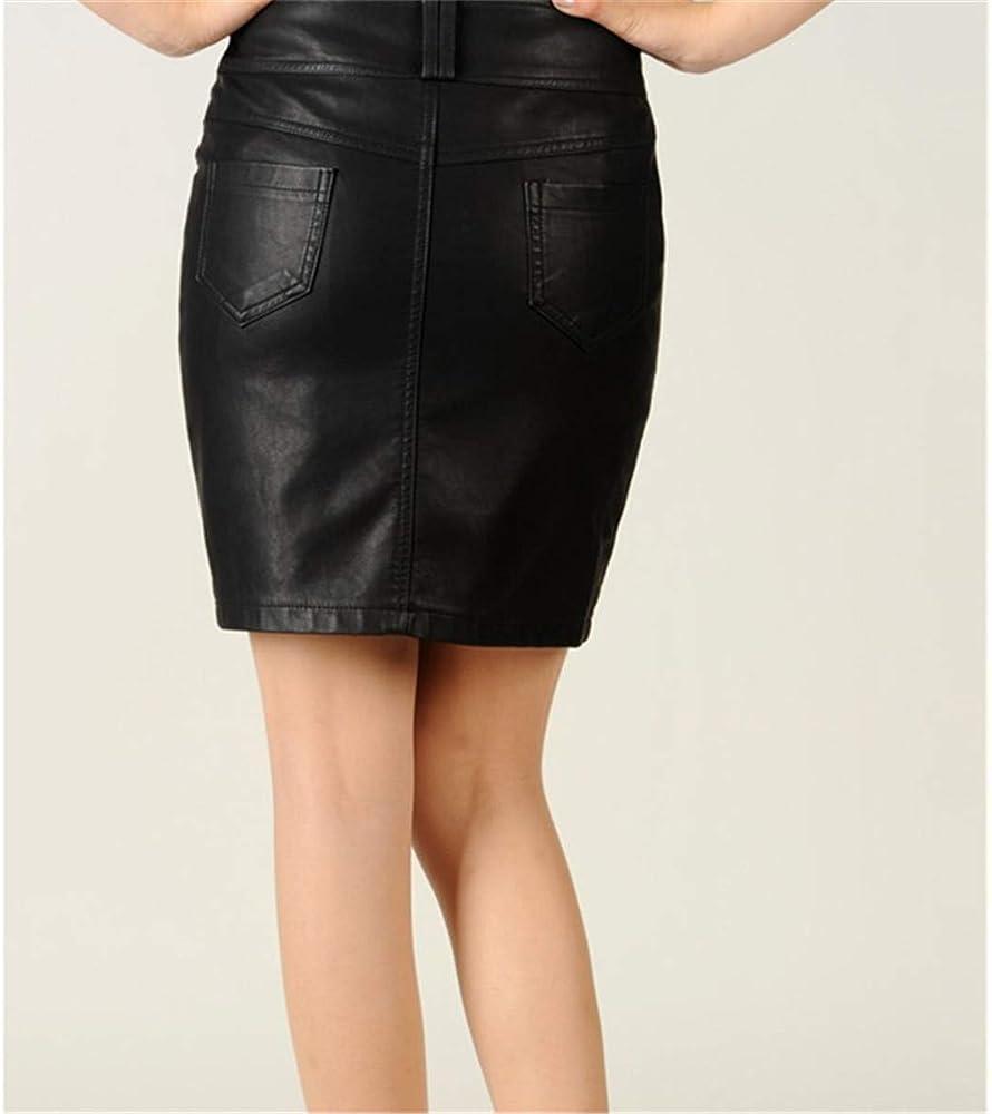Xiuy Sexy Vestir Faldas Cortas Elasticos Pin Up Mini Una Falda ...