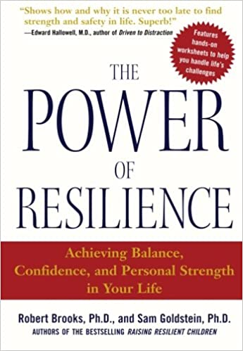 The Power Of Resilience Achieving Balance Confidence And Personal