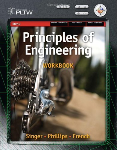 Workbook for Handley/Coon/Marshall's Project Lead the Way/Principles of Engineering by Brett Handley (2013-01-03)