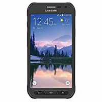 "Samsung Galaxy S6 Active G890A (64GB) 5.1"" Rugged Waterproof IP68 GSM Unlocked Smartphone (Grey)"