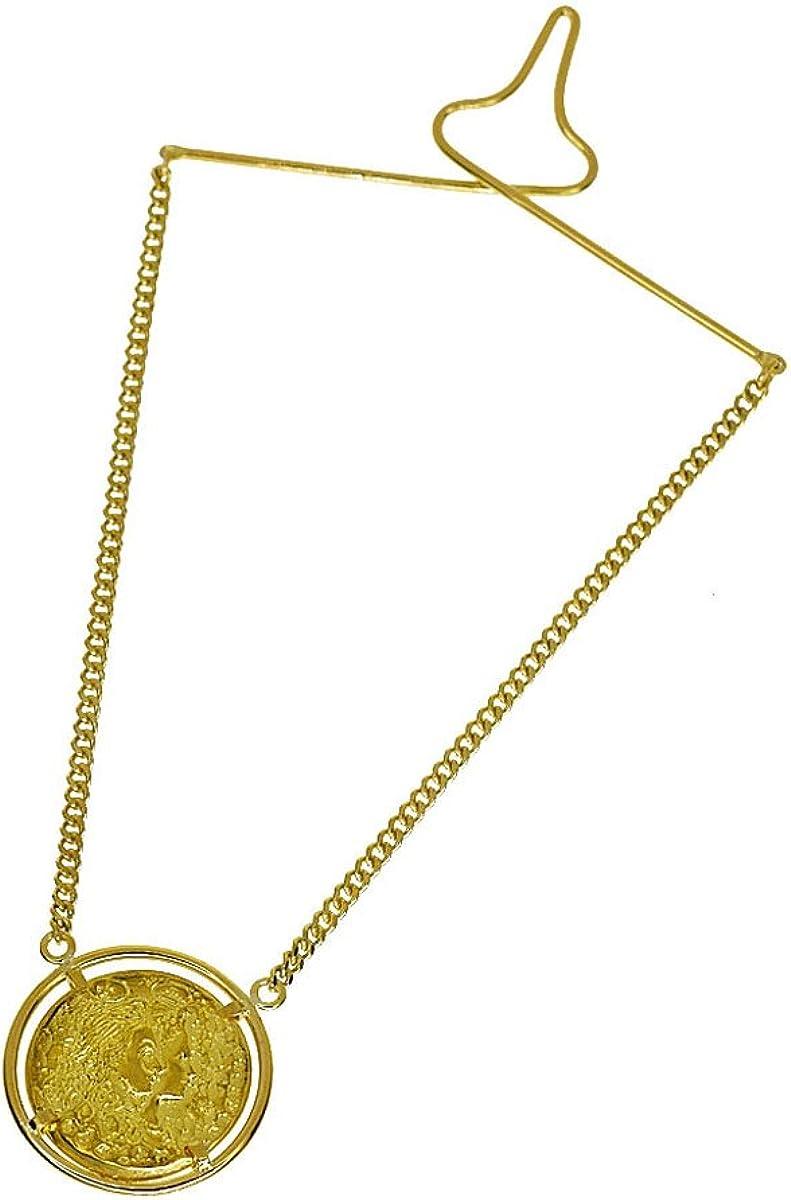PIAGET サルバドール ダリ ゴールドコイン タイバー 900 K21.6 750 K18 YG イエローゴールド 30020119