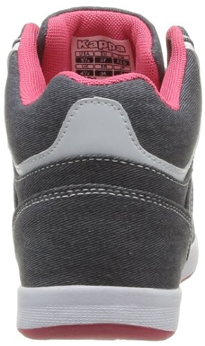 Kappa Udele, Women's Trainers Gris (Grey/Pink)