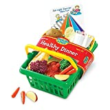LEARNING RESOURCES PRETEND & PLAY HEALTHY DINNER SET (Set of 3)