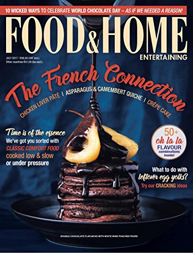 Food and Home: The French Connections by Linda H.