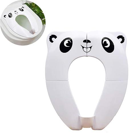 Baby Galaxer Foldable Potty Toilet Training Seat Portable Travel Toddler Toilet Seat