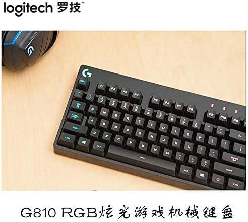 Juego de teclado mecánico Green Axis Logitech G810 juego ...
