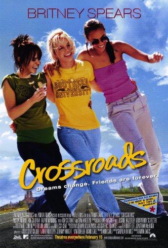 Crossroads 11x17 Movie Poster - Crossroads Saldana Zoe