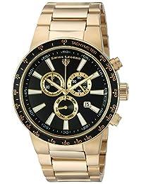 Swiss Legend Men's 10057-YG-11-GA Endurance Analog Display Swiss Quartz Gold Watch