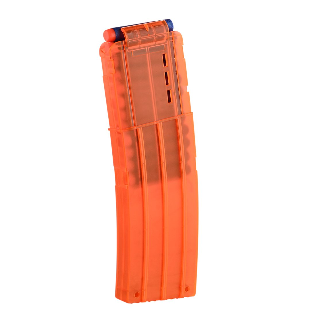 Soft Bullet Magazin f/ür Nerf-N Strike Elite Blaster Kinderpistolen-Munitionspatronen-Dart-Gun-Clips von Libertey Bullet Clip 22-Loaded