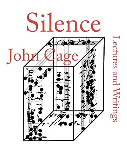 Silence by John Cage (1994-12-31)