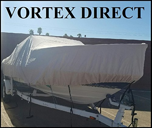 - Vortex New Heavy DUTYGREY/Gray Cuddy Cabin Cover 23'7