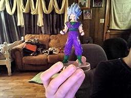"Amazon.com: Dragonball Z 4.5"" DEMON GOKU - RARE - BANPRESTO: Toys"