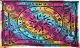 RBI Fortune Telling Toys Altar Cloth Cycle of Ages 54'' x 86''