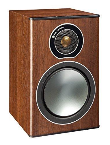 Monitor Audio Bronze Series 1 2 Way Bookshelf Speakers - -