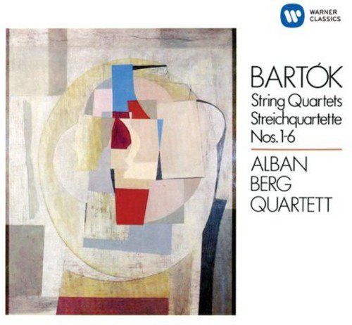 CD : Alban Berg Quartet - Bartok: String Quartets (Japan - Import)