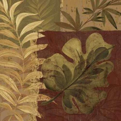 Tropical Foliage I by Pamela Gladding - 30