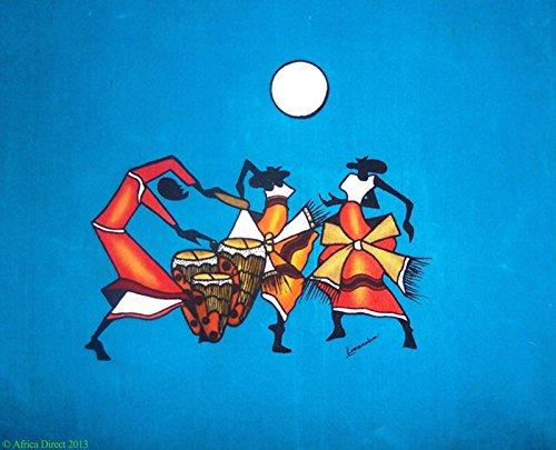 African Batik Art - 9