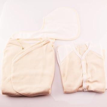 V-Blue kit de regalo del bebé incluye pañale, babero y pijama para bébe