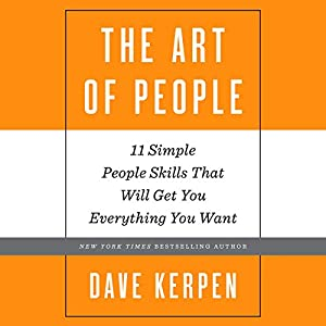 The Art of People Audiobook