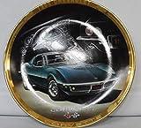 Hamilton Collection 1968 CORVETTE Collectors Plate