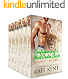 Confessions of a Mail Order Bride: Complete Edition: BBW Paranormal Shape Shifter Romance