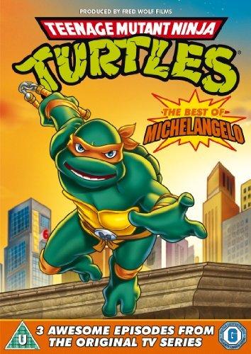 Teenage Mutant Ninja Turtles: Best Of (Ninja Turtles Best Of Michelangelo)