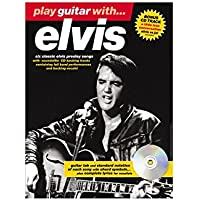 Play Guitar With. Elvis. Partidos, CD para Tablatura