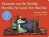 Alexander and the Terrible, Horrible, No Good, Very Bad Day, Judith Viorst, 1481414127