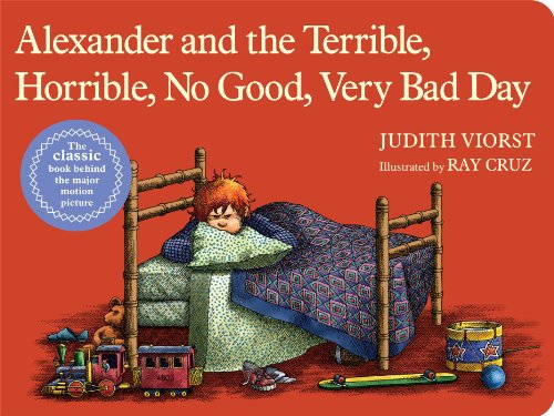 Alexander and the Terrible, Horrible, No Good, Very Bad Day: Lap Edition (Little Simon Lap Board Books)