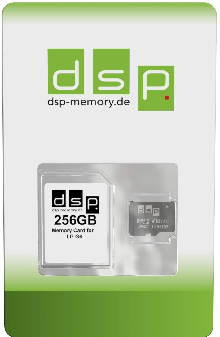 MemoryCapital - Tarjeta de Memoria para LG G6 (256 GB, Clase ...