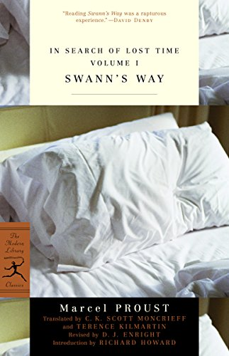 In Search of Lost Time, Volume I: Swann's Way (A Modern Library E-Book) - Marcel Proust French Writer